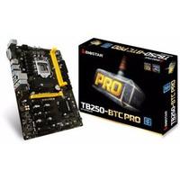 Mainboard BIOSTAR TB250-BTC PRO