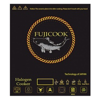 Bếp hồng ngoại FUJICOOK DD-HC12/HC12A