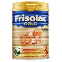 SỮA FRISOLAC GOLD SỐ 3 900G 1-3 TUỔI