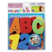 Bộ chữ số xốp Munchkin MK11020