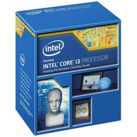 CPU Intel Core I3-4160 3.6Ghz