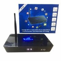 Android Tivi Box VINABOX X10