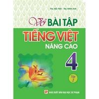 Vở Bài Tập Tiếng Việt Nâng Cao Lớp 4