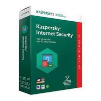 Phần mềm diệt virus Kaspersky Internet Security (1 User/Year)