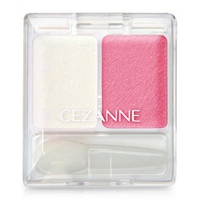 Phấn mắt Cezanne Two Color Eyeshadow Lame Series