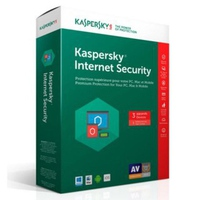 Phần mềm diệt virus Kaspersky Internet Security (3 User/Year)