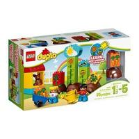 Mô hình Lego Duplo 10819 - Khu vườn đầu tiên của bé