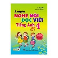 Luyện Nghe Nói Đọc Viết Tiếng Anh (Lớp 3-5)