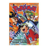 Pokémon Đặc Biệt (Tập 11-15)