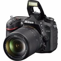 Máy ảnh Nikon D7200 Lens kit 18-140mm