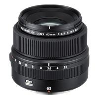 Ống kính Fujifilm GF 63mm f/2.8 R WR
