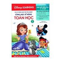 Các Kĩ Năng Học Tập Của Disney - Cùng Học Kĩ Năng Toán Học (Tập 1-2)