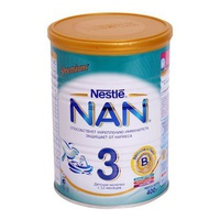 SỮA NESTLE NAN SỐ 3 400G 1-3 TUỔI