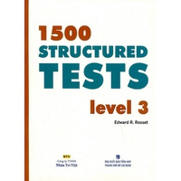 1500 Structured Tests (Level 1-3)