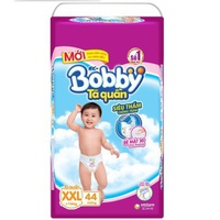 Tã quần Bobby XXL44 trên 16kg