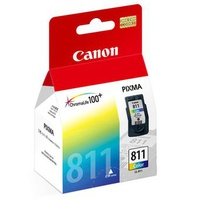 Mực in Canon CL811