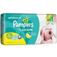 Tã dán Pampers Newborn NB40 (dưới 5kg)