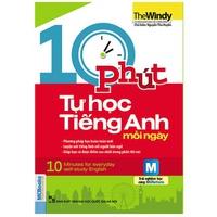 10 Phút Tự Học Tiếng Anh Mỗi Ngày (Kèm đĩa CD)