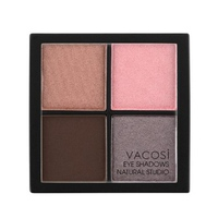 Phấn Mắt 4 màu Vacosi Sk-Color Eye Shadow Vacosi Natural Studio