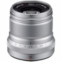 Ống kính Fujifilm XF 50mm f/2 R WR