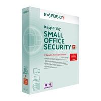 Phần mềm diệt virus Kaspersky Small Office Security ( 5 PCs + 01 File Server / 1Năm )