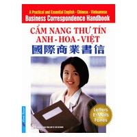 Cẩm Nang Thư Tín Anh-Hoa- Việt