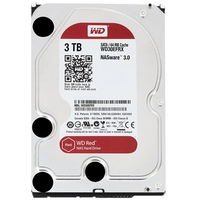 Ổ cứng HDD Western Digital 3TB WD30EFRX Red NAS Series SATA 3