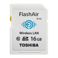 Thẻ nhớ SDHC Toshiba 16GB Flash Air WiFi