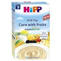 Bột dinh dưỡng Hipp 250g 6m+ hoa quả sữa bắp