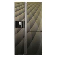 Tủ lạnh Side by side Hitachi R-M700AGPGV4X 584L