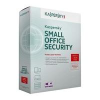 Phần mềm diệt virus Kaspersky Small Office Security ( 10 PCs + 01 File Server / 1Năm )