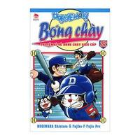 Doraemon Bóng Chày - Truyền Kì Về Bóng Chày Siêu Cấp (Tập 21-23)