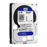 Ổ cứng HDD Western Digital 6TB Blue 3.5 WD60EZRZ Series SATA 3