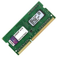 RAM Laptop Kingston 2GB DDR3 Bus 1600 KVR16LS11S6/2