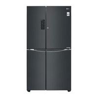 Tủ lạnh Side by Side LG GR-R247LGB 626L