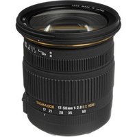 Ống kính Sigma 17-50mm f/2.8 EX DC HSM OS