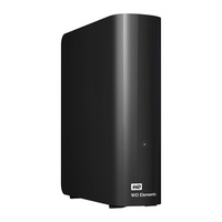 Ổ cứng di động HDD Western Digital 4TB Elements 3.5 Series USB 3.0 WDBBKG0040HBK