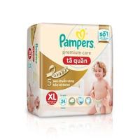 Tã quần Pampers Premium Care XL24 (12-17kg)
