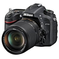 Máy ảnh Nikon D7100 Lens kit 18-140mm