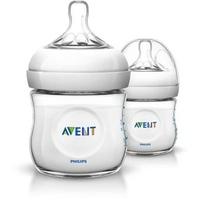 BÌNH SỮA AVENT 125ML NATURAL BPA FREE