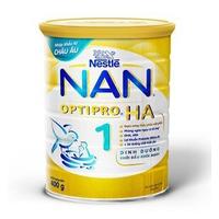 Sữa Nestle NAN Optipro HA số 1 400g 0-6 tháng