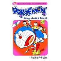 Doraemon - Chú Mèo Máy Đến Từ Tương Lai (Tập 21-25)