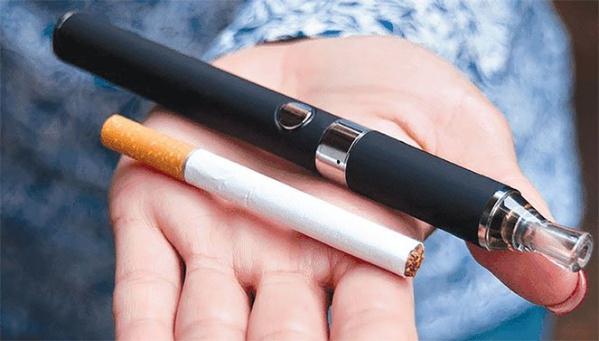 Hút thuốc lá điện tử có ảnh hưởng gì đến sức khỏe??