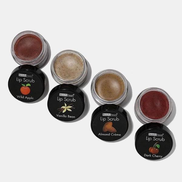 Top 12 sản phẩm tẩy tế bào chết môi được ưa chuộng nhất