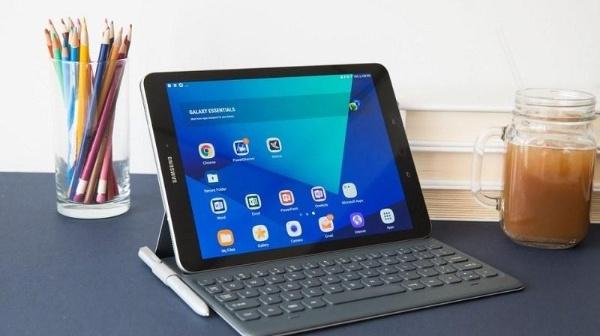 Vừa xuất hiện hình ảnh rò rỉ mới của chiếc máy tính bảng Galaxy tab S4