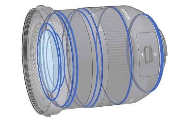Chiếc ống kính góc rộng siêu đỉnh mới vừa được trình làng của Tamron