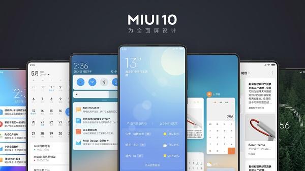 8 model điện thoại di động Xiaomi được cập nhật MIUI 10 Global Beta