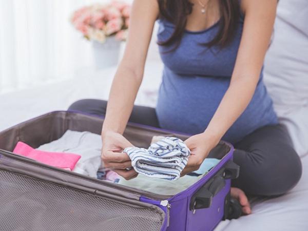Đồ dùng cần thiết chuẩn bị cho mẹ bầu vượt cạn