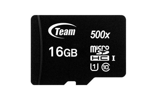 Thẻ nhớ micro SDHC Team 16GB upto 80MB/s 500x