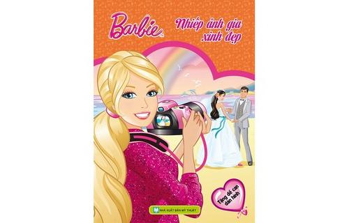 Barbie Chọn Nghề - Nhiếp Ảnh Gia Xinh Đẹp